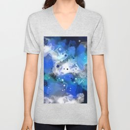 High Tide: Cosmos Series VIII Unisex V-Neck