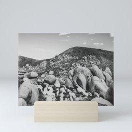 Big Rock 7414 Joshua Tree Mini Art Print