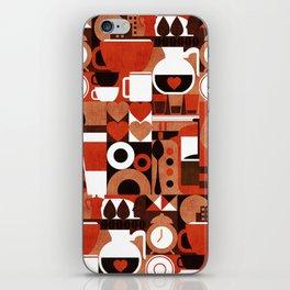 Coffee Story iPhone Skin