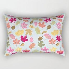 c'est l'automne Rectangular Pillow