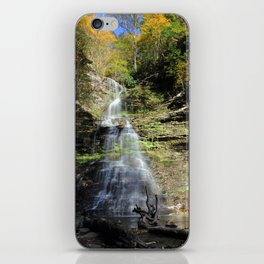 Almost heaven Fall fall iPhone Skin
