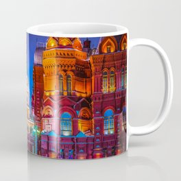 Iberian Or Resurrection Gate To Red Square Coffee Mug