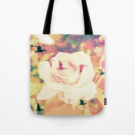 Soft Transience Experience Tote Bag