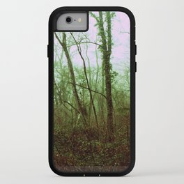 Into the woods. iPhone Case