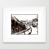 kobe Framed Art Prints featuring Kobe by Jonas Ericson