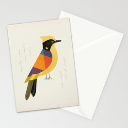 Helmeted Honeyeater Stationery Cards