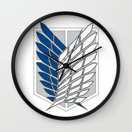 Shingeki no Kyojin - Brigade d'Exploration Wall Clock