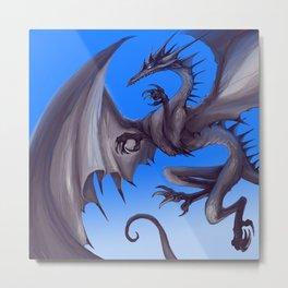 Air Dragon Metal Print