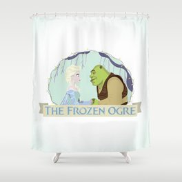 Shrek Shower Curtains