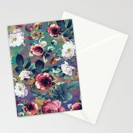 RPE Seamless Floral IV Stationery Cards