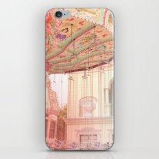 Viena carousel  iPhone & iPod Skin