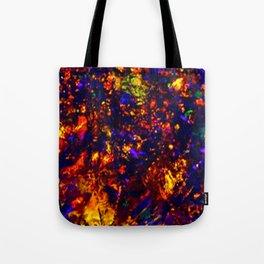 Angel Opal Tote Bag