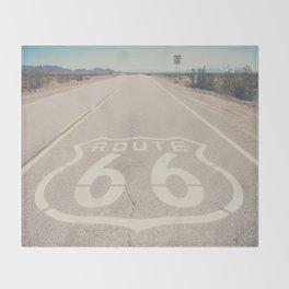 Route 66 ... Throw Blanket