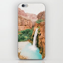 Havasu Falls / Grand Canyon, Arizona iPhone Skin