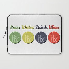 wine Laptop Sleeve