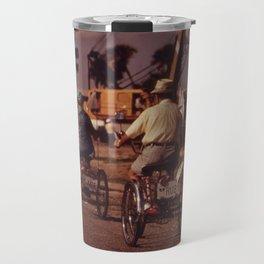Tricycle Club Travel Mug