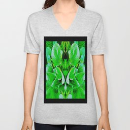 Grumpy Fauna Unisex V-Neck