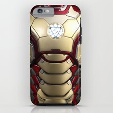 iron/man mark XLII restyled for samsung s4 Tough Case iPhone 6
