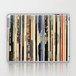Classic Rock Vinyl Records Laptop & iPad Skin