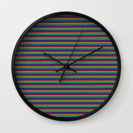1Hz Wall Clock