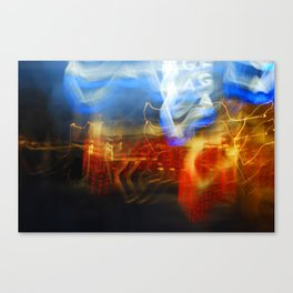 Light in Motion Canvas Print