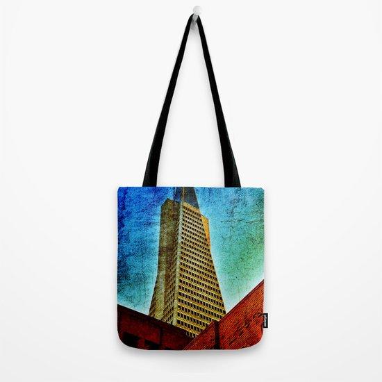 Trance America Tote Bag
