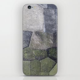 An imperial wall iPhone Skin