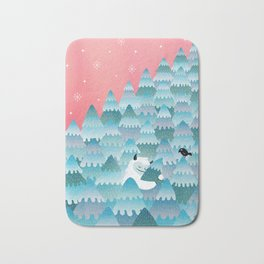Tree Hugger Bath Mat
