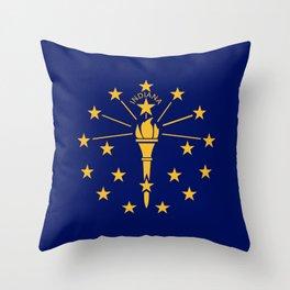 Indiana Throw Pillow