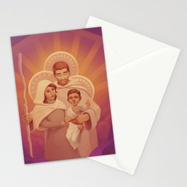 The Holy Family Stationery Cards