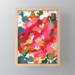 Amara #painting #digitalart Framed Mini Art Print
