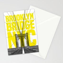 Brooklyn Bridge NYC Stationery Cards