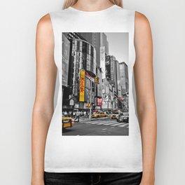 Times Square - Hyper Drop Biker Tank