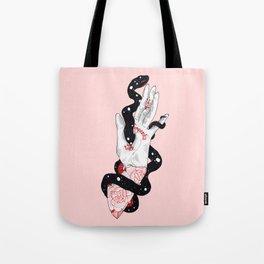 Serpent's Gate Tote Bag