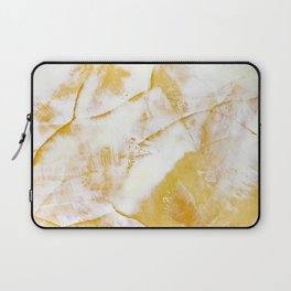 Abstraction marble texture Laptop Sleeve