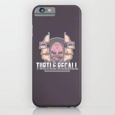 Turtle Recall Slim Case iPhone 6s