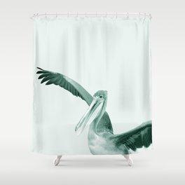 Monochrome - This big Shower Curtain