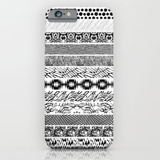 Blurryface Pattern iPhone 6 Slim Case
