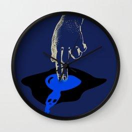 italian cousine I Wall Clock