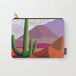 Thunderhead Builds in Arizona Desert Carry-All Pouch