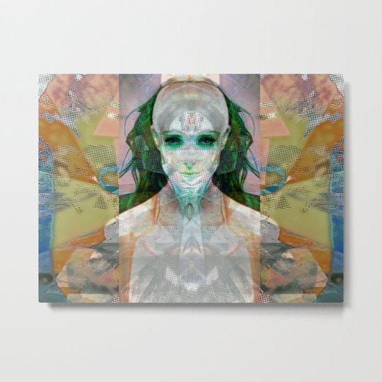 machina ex femina Metal Print