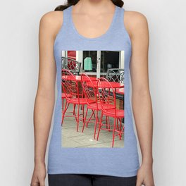 Not Quite Lunchtime Unisex Tank Top