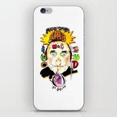 SNICK or TREAT. iPhone & iPod Skin