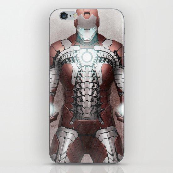 Mark V iPhone Skin