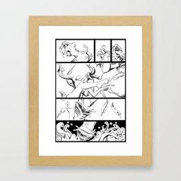 About Sex Framed Art Print