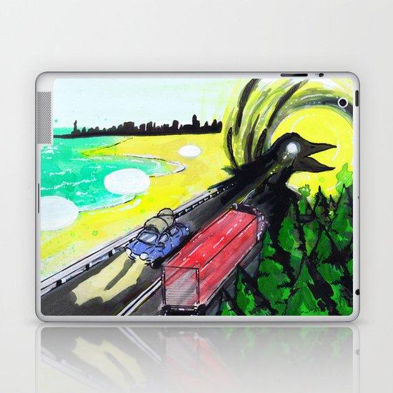 """Summer Tours"" by Cap Blackard Laptop & iPad Skin"