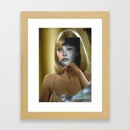 I wait Framed Art Print