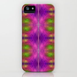 Electric Purle iPhone Case