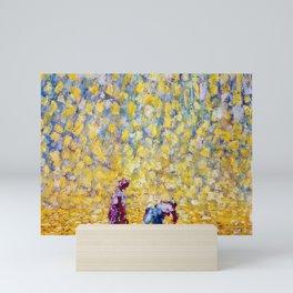 A Summer Rain (Les Lieuses) by Kees van Dongen Mini Art Print