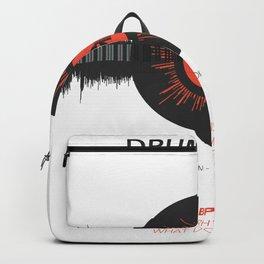 DRUM'N'JAZZ Backpack